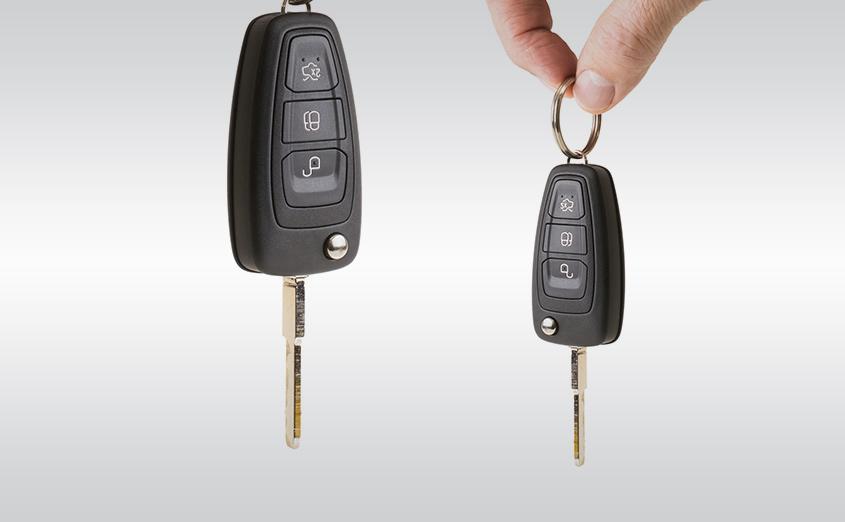 Double de clé de voiture à Lyon